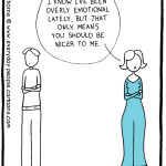 Loving For Keeps marriage cartoon – how to save my relationship: I've been overly emotional lately