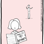 Loving For Keeps marriage cartoon – how to save a relationship: I'm improving myself!